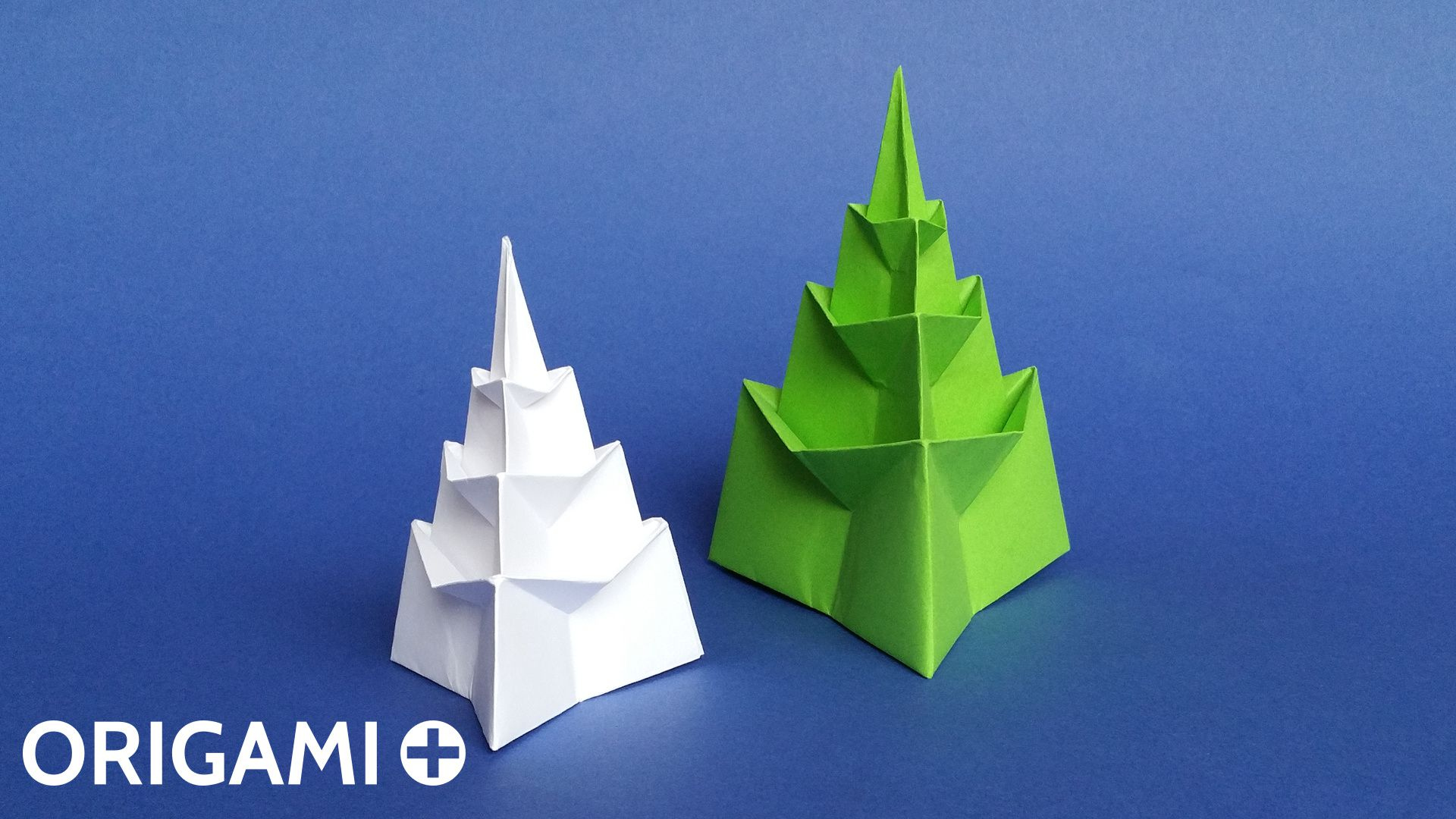 How to make 3D origami pieces - YouTube | 1080x1920