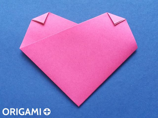 4-fold heart - step 5