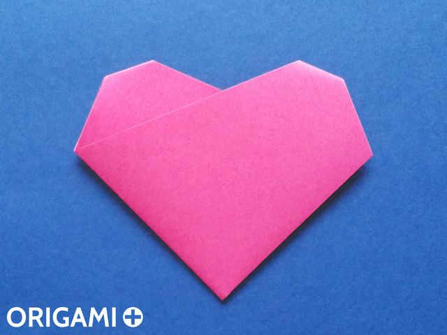 4-fold heart - step 6