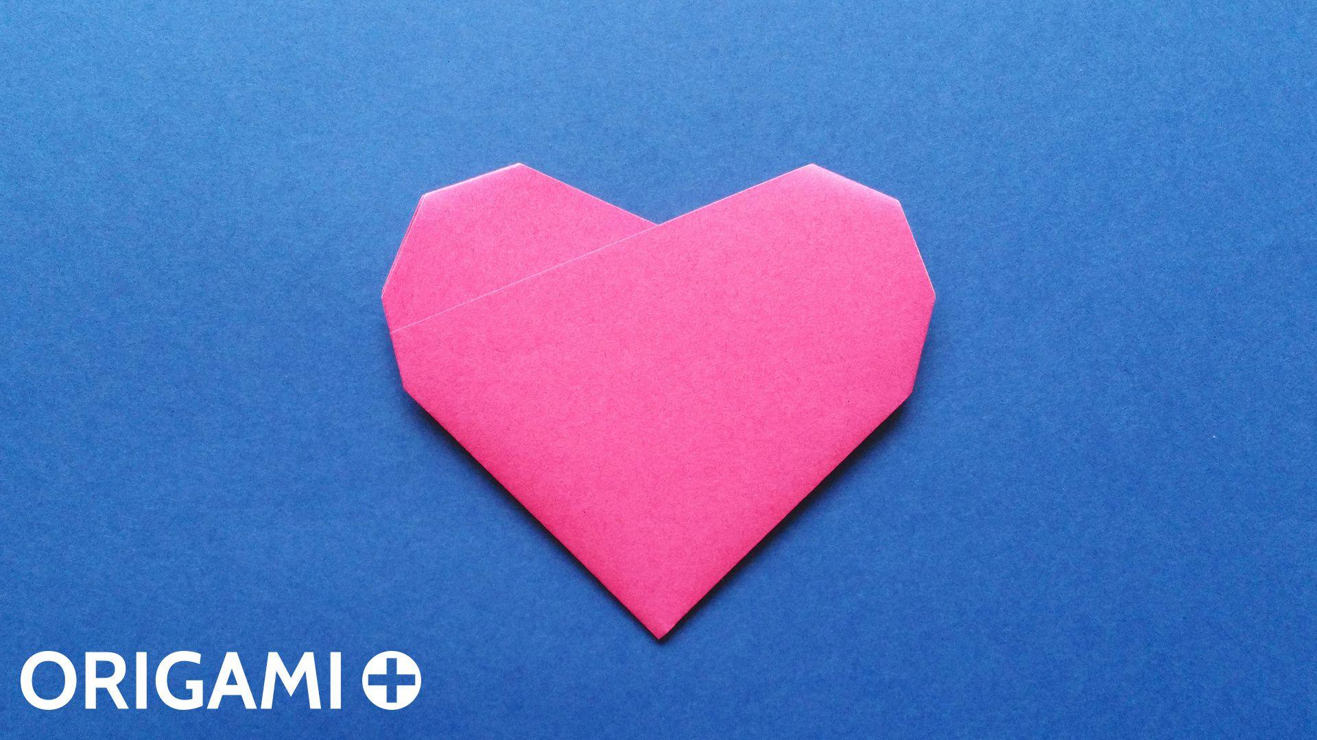 Modelos De Origami Con Fotos Y Videos - Origami-corazn