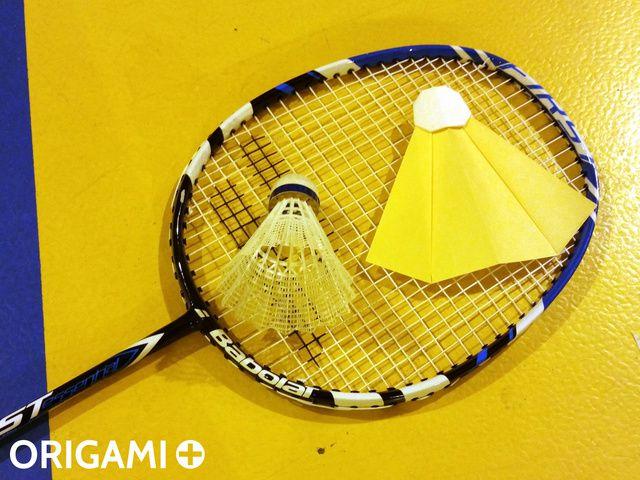 Volant de Badminton - étape 2