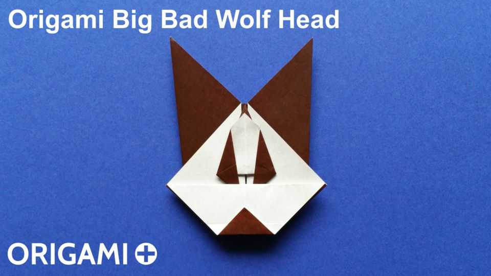 Big Bad Wolf Head