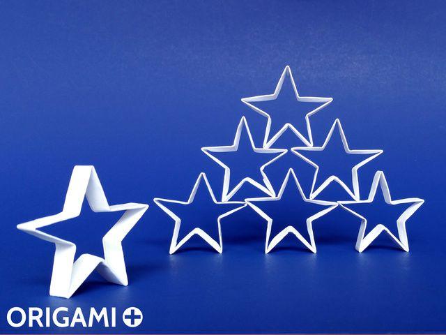 Christmas Star - step 3
