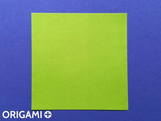 Sapin de no l en origami - Comment faire un sapin en origami ...