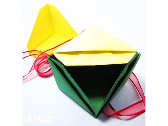 Cube of Pyramids - step 7