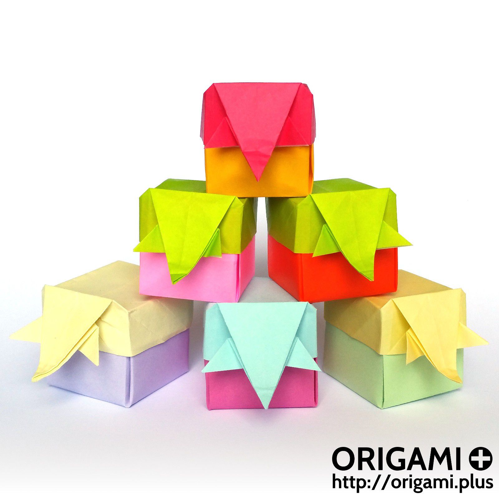 Origami elephant box i cant stop making more and more of those origami elephant boxes jeuxipadfo Choice Image