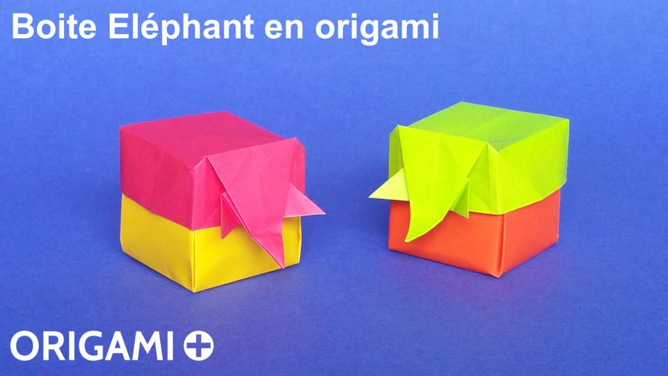 Boite Eléphant