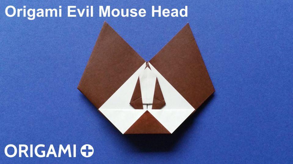 Evil Mouse Head