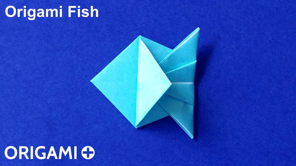 Fishy Fun Sheet: Create Your Own Fish - Origami • Department of ... | 540x960