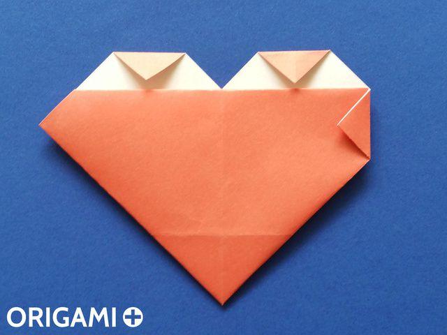 coração - passo 14