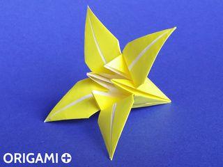 Giglio origami