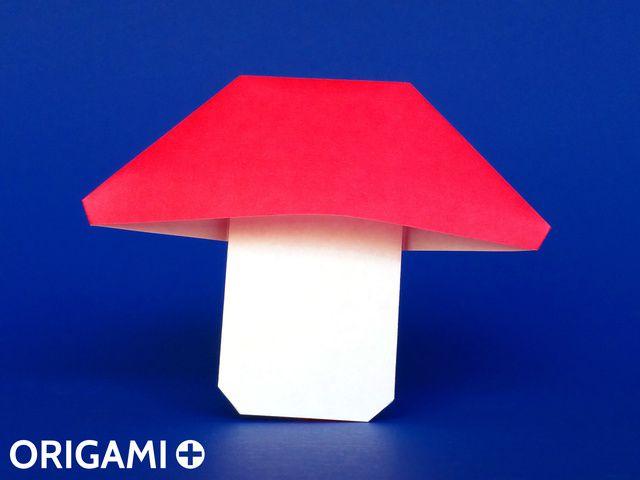 Mushroom - step 1