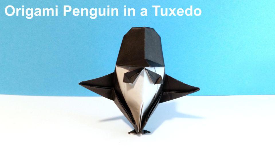 Penguin in a Tuxedo