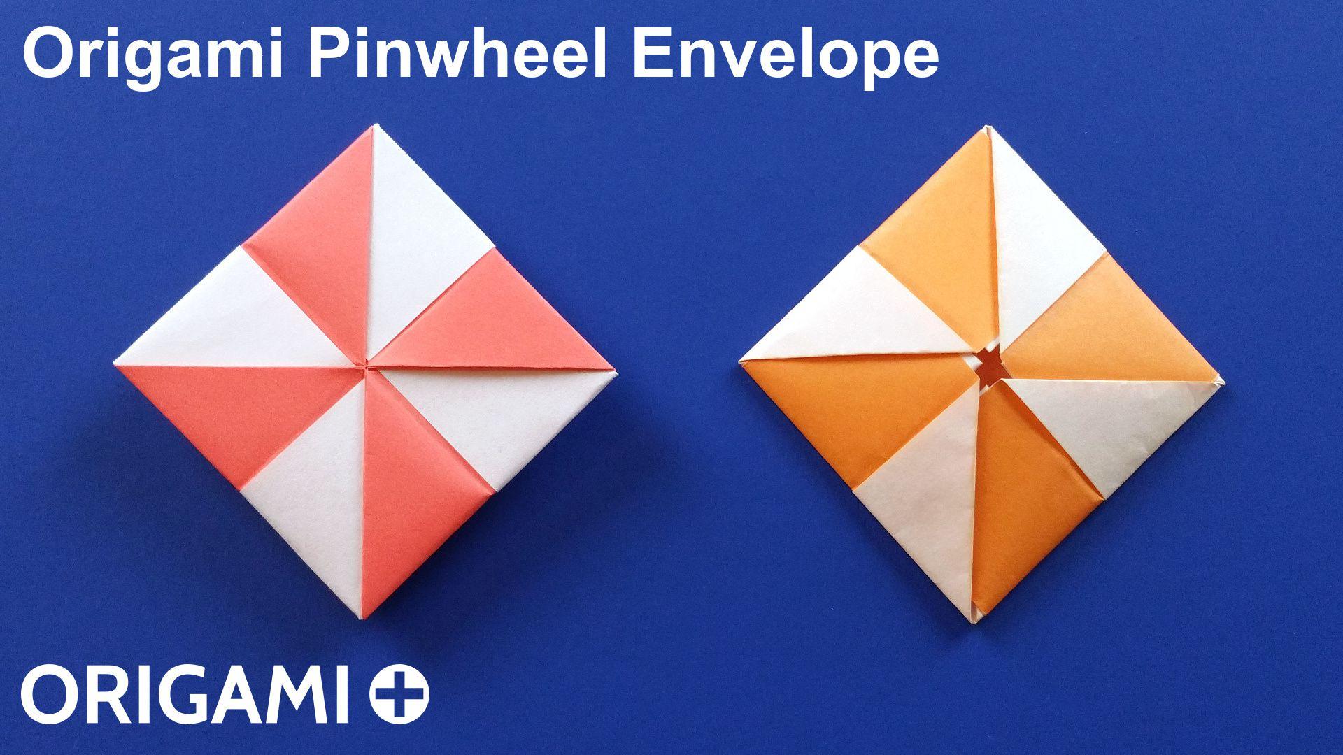 Easy Origami Envelope Letterfold Tutorial - (Simon Andersen) Paper ... | 1080x1920
