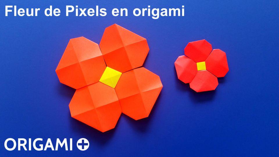 Fleur de Pixels