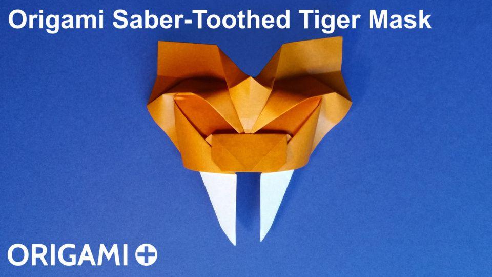 Saber-Toothed Tiger Mask