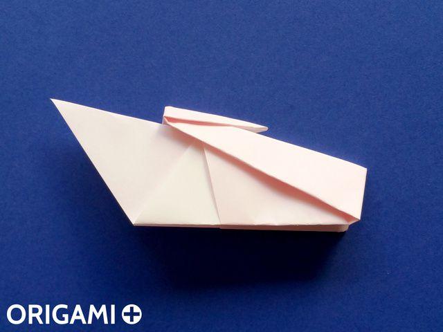 Swan - step 12