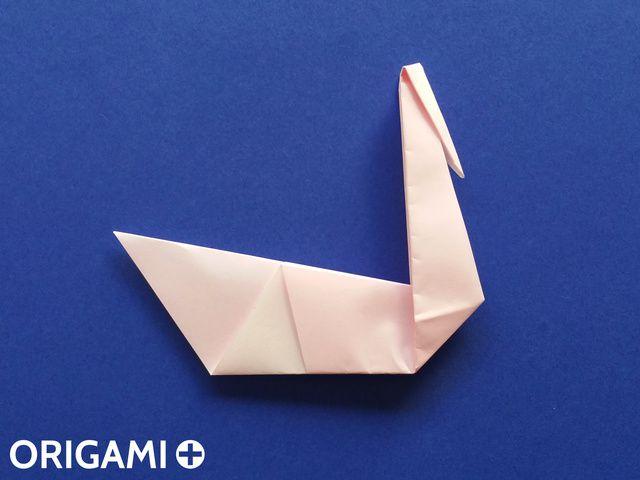Swan - step 13