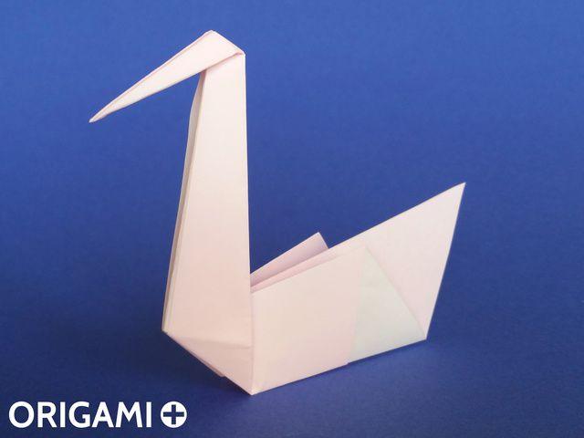 Swan - step 15