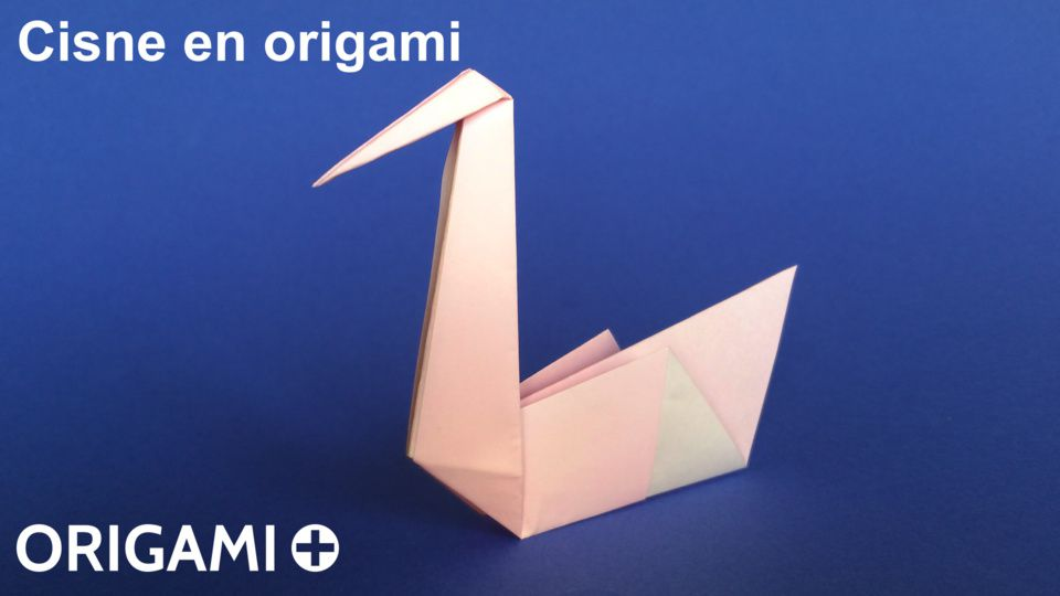 How To Swan Origami