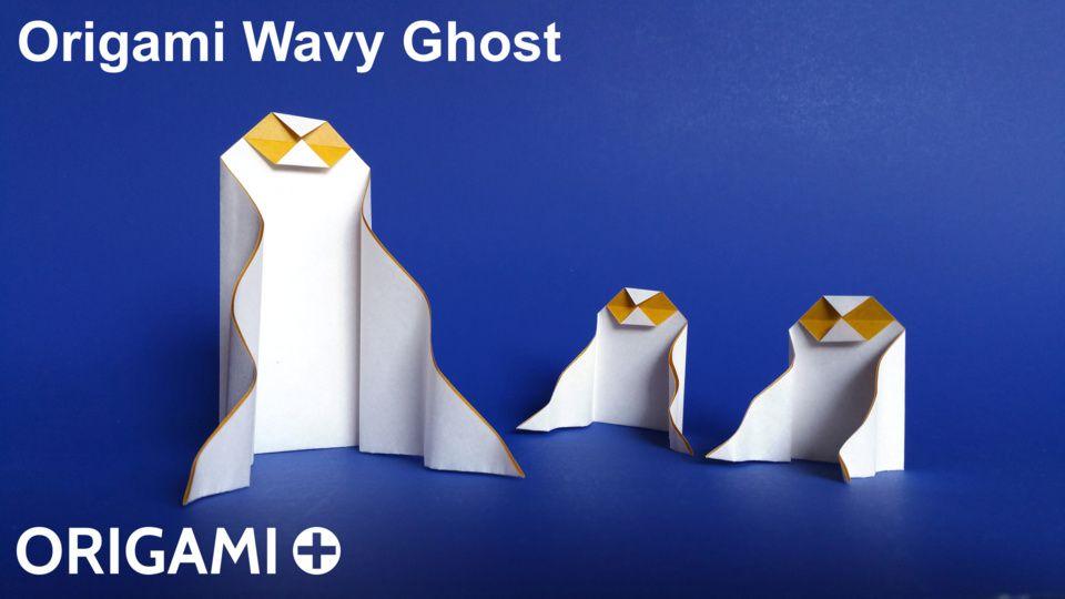 Wavy Ghost