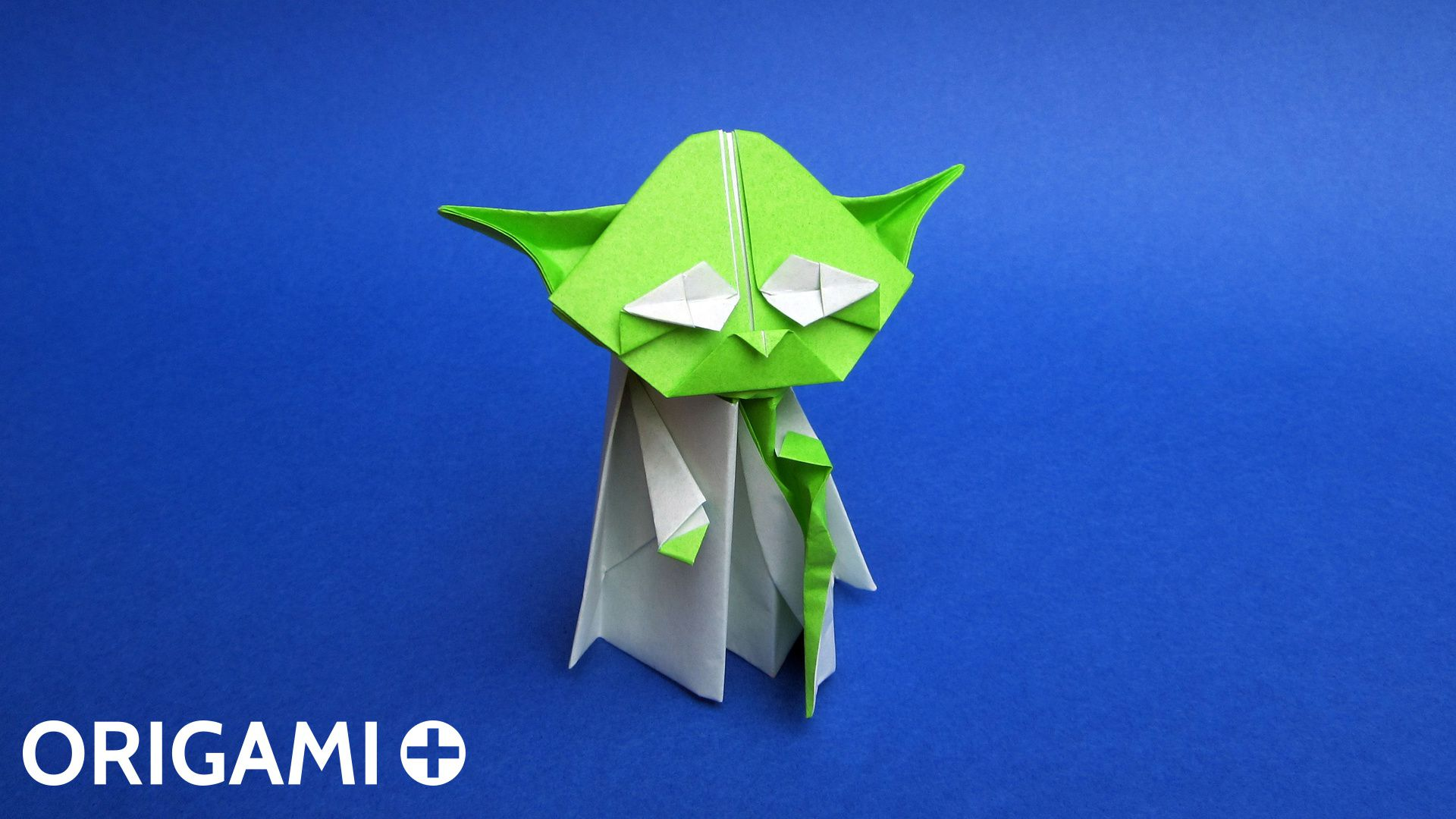 Princess Leia | Origami Yoda | 1080x1920