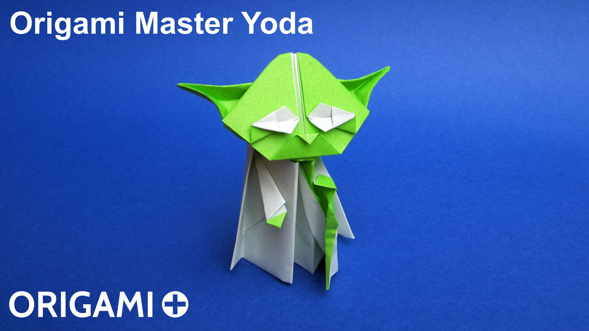 Instructions for Origami R2D2! Plus a contest! Happy Life Day ... | 1080x1920