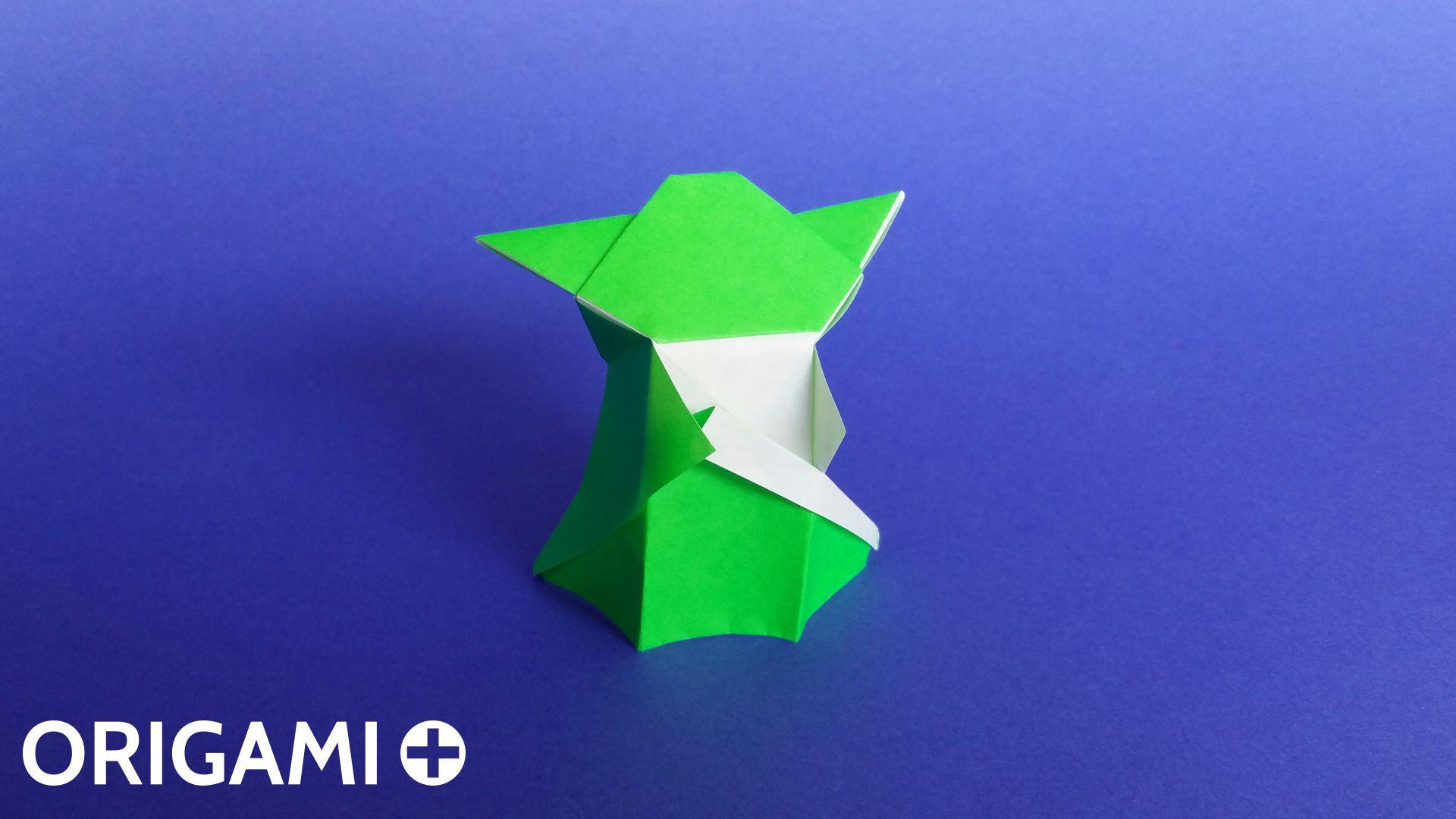 How to Fold | Origami Yoda | 1080x1920
