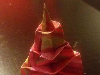 Origami Fall Tree