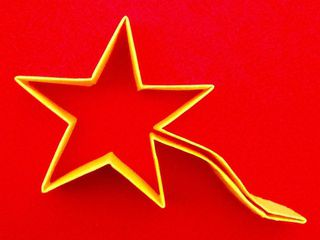 Origami Shining Star by Natalia Beccerra Cano