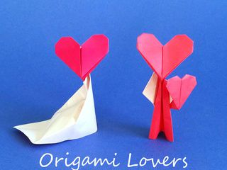 A Couple of Origami Lovers